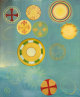Egle Otto – Botticelli, Giotto, Grünewald, da Vinci, Mantegna, Rosetti, Ensor, Parmigianino, Lippi, Raffael, van der Weyden, Ingres, Ernst